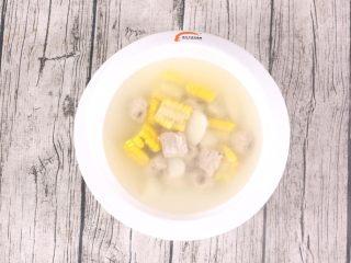 玉米山药排骨汤,最终的玉米山药排骨汤,请大家多多转发,有问题多交流。