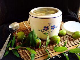 橄榄瘦肉汤