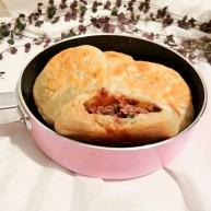 #食二星座#牛肉馅饼