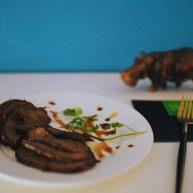 #食二星座#夏日里的一道牛肉片
