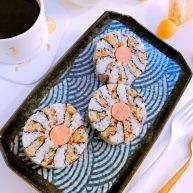 木鱼花香松花朵寿司