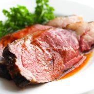红酒牛肋排,一道完美的节日主菜