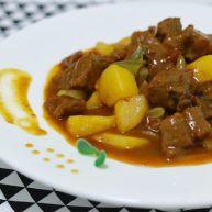 异域风情菜—咖喱土豆牛肉煲
