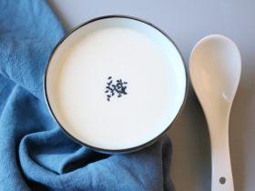 自制姜撞奶