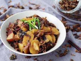 梅干菜土豆烧肉