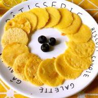 宝宝辅食之小米软饼