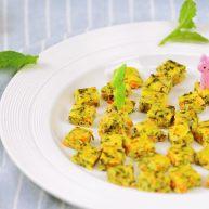 三文鱼蔬菜丁
