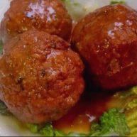 正宗的扬州特色菜-红烧狮子头