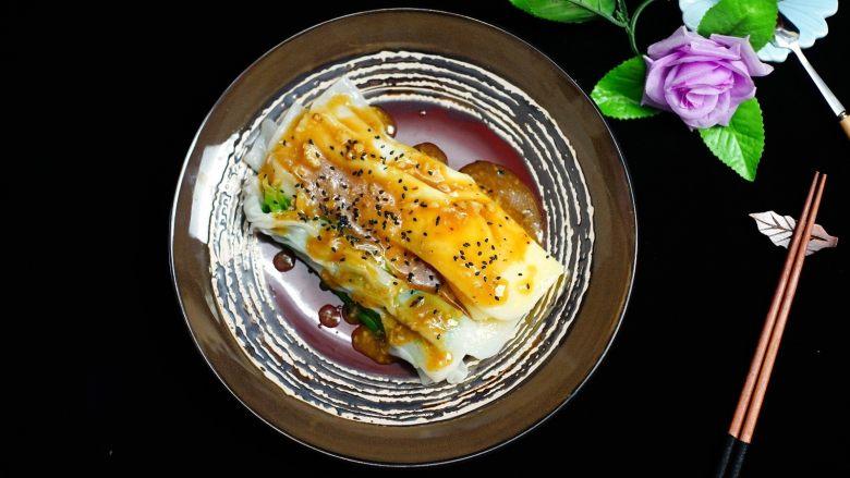 必吃的广东小吃——广州肠粉