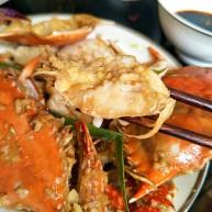 美味香炒螃蟹