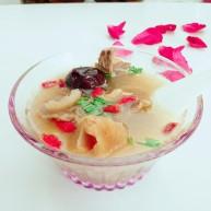 养生红菇鸡汤
