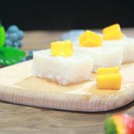 泰式芒果椰汁西米糕