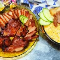 秋膘叉烧肉