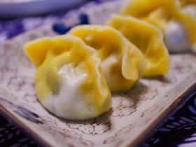 彩色双拼水饺