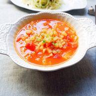 新手必看  番茄土豆汤