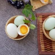 自制流油咸鸭蛋(15天)
