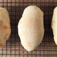 天然酵母口袋麵包