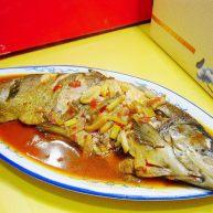 豆瓣虹鳟鱼