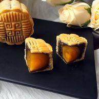 奥利奥蛋黄月饼(50克)