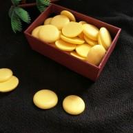 宝宝零添加健康零食蛋黄溶豆