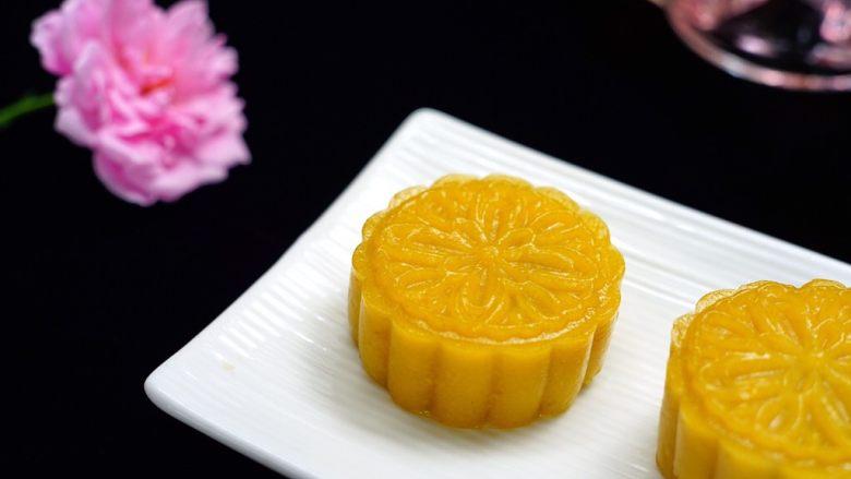 不煎不炸,健康养颜的美味——跨界南瓜饼