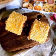 肉松奶酪面包卷