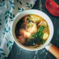 油条紫菜蛋花汤