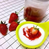 """草莓果酱(1<span style=""""color:red"""">岁</span><span style=""""color:red"""">以上</span>)"""