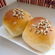 瓜子仁面包