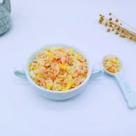 虾仁黄金炒饭