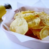 椒盐炸薯片