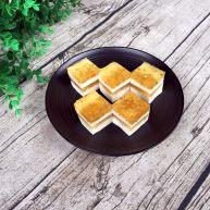 奶香桂花糕