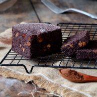 黑米红枣蒸糕