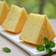 基础戚风蛋糕(6、8寸)