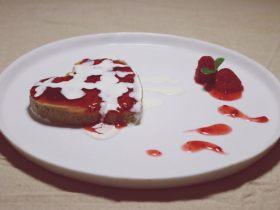 创意鹅肝甜点
