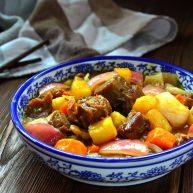 快手咖喱土豆炖牛肉