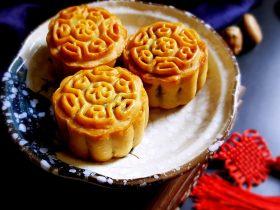 广式月饼~五仁馅儿
