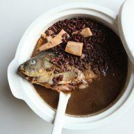 赤小豆鲫鱼豆腐汤-带带