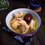 印度椰子鸡汤