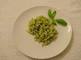 意大利绿酱面