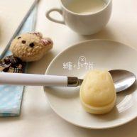 【卡通冰皮月饼(椰香奶黄馅)】超级懒人法