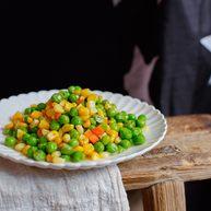 这样吃蔬菜孩子肯定爱 田园蔬菜
