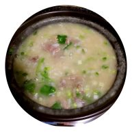 砂锅粥—鸽子粥