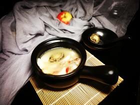 秋冬滋补篇:鲍鱼排骨山药汤(含鸡汤粉做法)