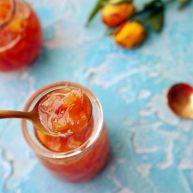 水蜜桃果酱