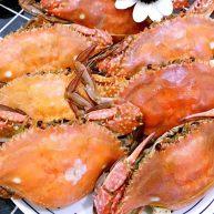 清蒸海飞蟹