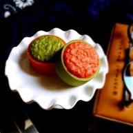 花式绿豆糕
