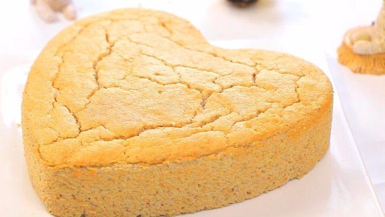 板栗糕 宝宝辅食,低筋面粉+ 玉米淀粉
