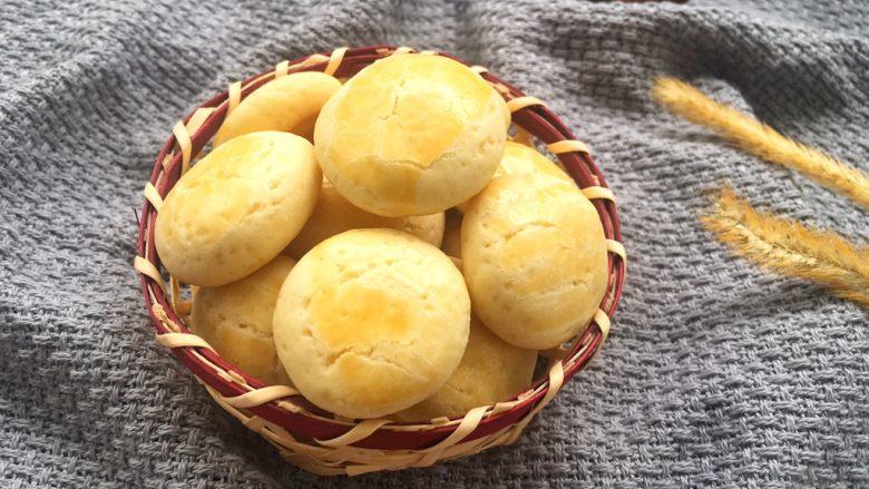 奶香小酥饼