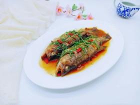 #無肉不歡#家常紅燒小鱸魚